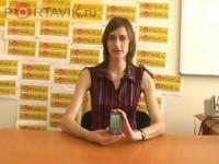Видео обзор HTC Artemis/T-Mobile MDA compact III от Portavik.ru