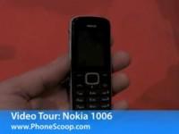 Видео обзор Nokia 1006 от PhoneScoop