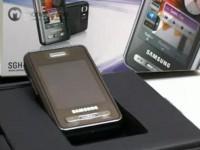 Видео обзор Samsung D980
