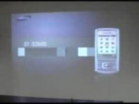 Видео презентация Samsung S3500 (Рус)