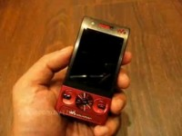 Миниобзор Sony Ericsson W705