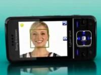 Демо-видео Sony Ericsson С903