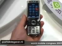 Миниобзор Sony Ericsson W995