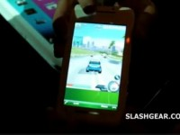 Видео обзор Toshiba TG01: Игры