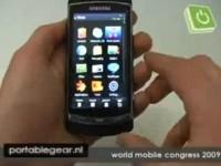 Миниобзор Samsung Omnia HD
