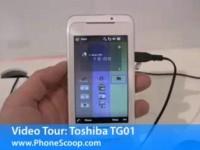 Видео обзор Toshiba TG01