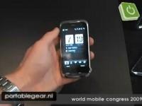 Миниобзор HTC Touch Pro2