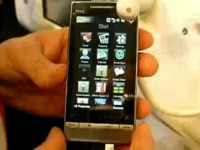 Видео обзор HTC Touch Diamond2
