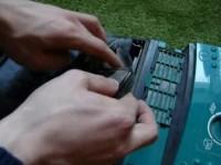 Краш-тест Nokia 5800: Пыль