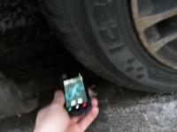 Краш-тест Nokia 5800: Авто