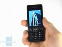 Видео обзор Sony Ericsson C510