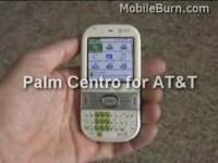 Видео обзор Palm Centro от MobilBurn.com