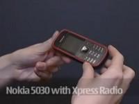 Видео обзор Nokia 5030 XpressRadio