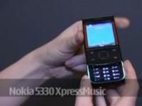 Видео обзор Nokia 5330 XpressMusic