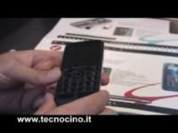 Презентация Alcatel OT V770 на MWC 2008