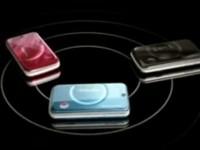 Демо-видео Sony Ericsson T707