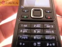 Видео обзор Nokia 6300