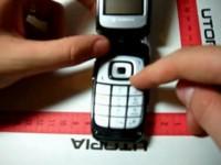 Видео обзор Nokia 6101