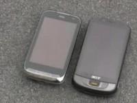 Видео сравнение HTC Touch Pro2 и Acer Tempo M900