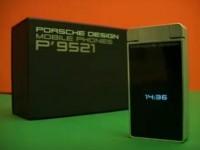 Видео обзор Sagem Porsche P9521