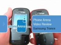Видео обзор Samsung Trance