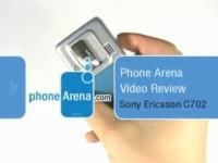 Видео обзор Sony Ericsson C702