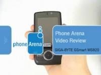 Видео обзор GIGABYTE GSmart MS820