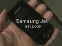 Видео обзор Samsung Jet
