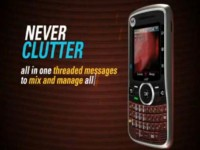 Промо видео Motorola i465 Clutch