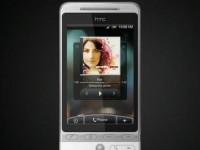 Демо-видео HTC Hero