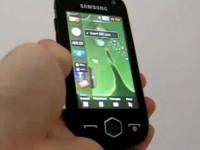 Видео обзор Samsung S8000 Jet