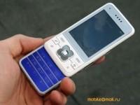 Видеообзор Sony Ericsson C903. Камерофон в японском стиле