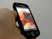 Видео обзор Samsung I8000 Omnia II