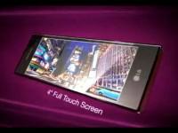 Промо-видео LG BL40 Chocolate
