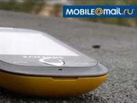 Видео обзор Samsung S3650 Corby: Удивительно недорогой мобильник с сенсорным экраном