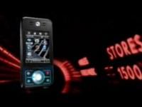 Забавный рекламный ролик Motorola MOTOROKR E6