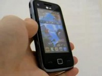 Видео обзор LG GM730