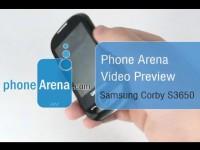 Промо видео Samsung Corby S3650