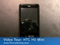 Видео обзор HTC HD Mini