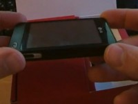 Распаковка и внешний вид LG GD510 Sun Edition