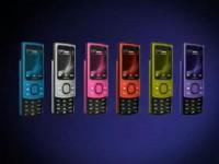 Промо видео Nokia 6700 slide
