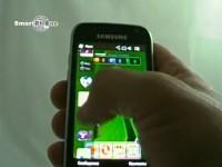 Samsung i8000 Witu интерфейс