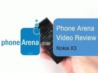 Видео обзор Nokia X3
