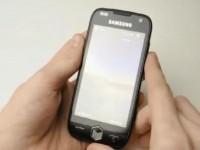Видео обзор Samsung I8000