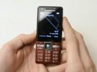 Видео обзор Sony Ericsson J105