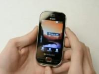 Видео обзор Samsung B5722