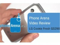 Видео обзор LG GS290 Cookie Fresh