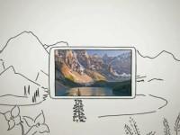 Демо-видео HTC Desire