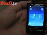 Видео обзор Sony Ericsson Xperia X10 Mini