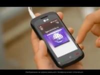 Рекламный ролик LG KM555E